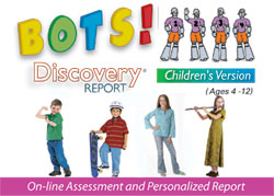 Personality Insights CHILD report